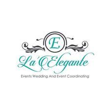 LAELEGANTE EVENTS logo