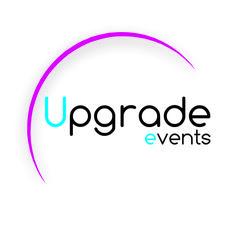 Upgrade Events - Daniel Cuvelier logo