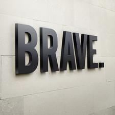 Brave Media logo