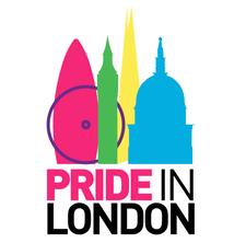 Pride in London logo