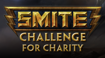 SMITE Challenge For Charity