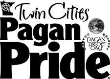 Twin Cities Pagan Pride logo