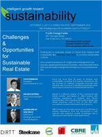 Intelligent Growth Toward Sustainability