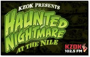 KZOK's Haunted Nightmare at the Nile Golf Center
