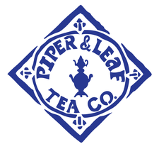 Piper & Leaf Tea Co logo