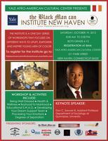 TheBlackManCan Institute-New Haven
