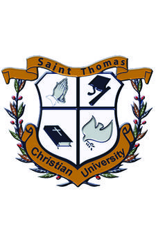 St Thomas Christian University logo
