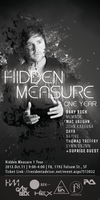 Hidden Measure 1 Year | Gary Beck + Memnok | F8