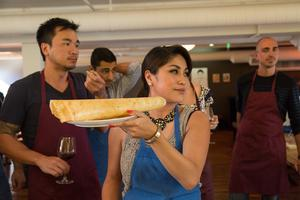 Delectable Dosa : Indian crepe class