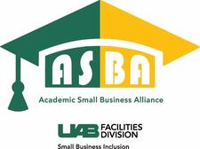 UAB Academic Small Business Alliance (Collat School of Business & Department of Small Business Inclusion) Contact Program Administrator - Tamika L. Reynolds - 205-934-8040 logo