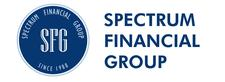 SPECTRUM FINANCIAL GROUP & Hodges Communications Group (HCG) logo