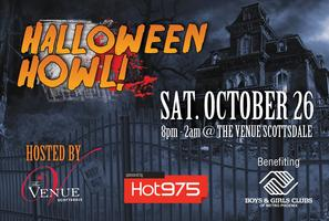 Halloween Howl at The Venue Scottsdale