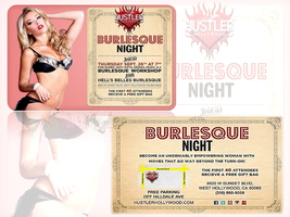 """Burlesque"" Night"