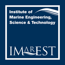 The Institute of Marine Engineering, Science and Technology (IMarEST) logo