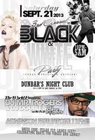 3RD ANNUAL BLACK AND WHITE PARTY SPECIAL GUEST DJ MR....