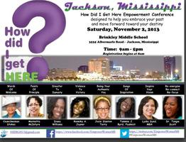 Women's Empowerment Conference - Jackson, MS (Pre...