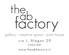 The AB Factory - gallery - creative space - print house - Cagliari logo