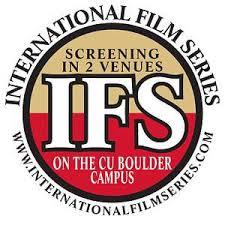 International Film Series at the University of Colorado-Boulder logo