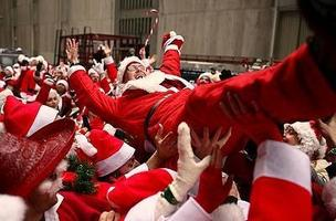 2nd Annual Newport Beach Santa Crawl