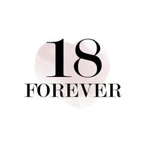 18 Forever   logo