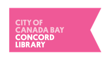 Concord Library | City of Canada Bay Libraries logo
