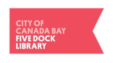 Five Dock Library | City of Canada Bay Libraries logo