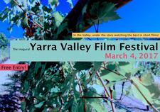 Yarra Valley Film Festival logo