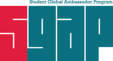 Student Global Ambassador Program (SGAP)  logo