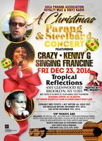 A Christmas Parang and Steelband Concert