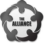 National Alliance of African American Athletes  logo