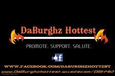 DaBurghz Hottest (DBH) logo