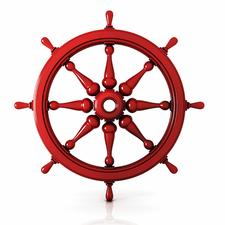 Helms Wheel Studio logo