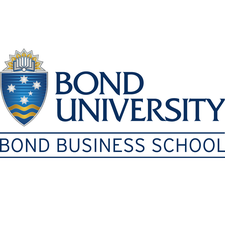 Bond Business School logo