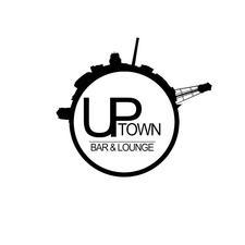 Uptown Bar & Lounge logo