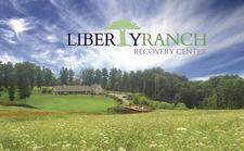 The Liberty Ranch logo