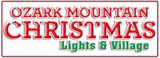 Ozark Mountain Christmas Lights & Village logo