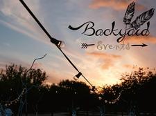 Backyard Events logo