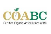 Certified Organic Associations of BC logo