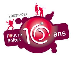 Anniversaire 10 ans de l'Ouvre-Boîtes et lancement du...