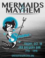 2nd Annual Mermaids & Mayhem Halloween Ball