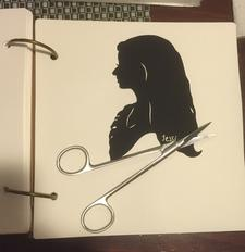 Silhouettes by Geoff Pearce logo