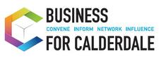 Business for Calderdale logo
