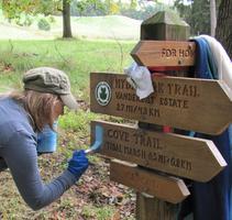 Hyde Park Trails - Trail Volunteer Work Day