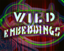 WILD EMBEDDINGS / PULSAR logo