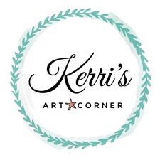 Kerri's Art Corner  logo
