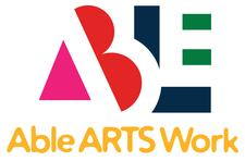 Able ARTS Work logo