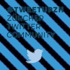 #TWEETUPZH logo