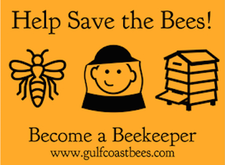 Gulf Coast Beekeepers of Florida logo