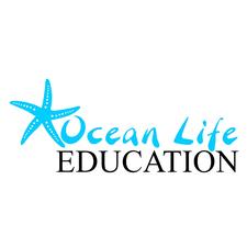 Ocean Life Education logo