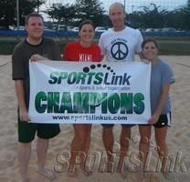 Falltastic Quads Volleyball Tournament